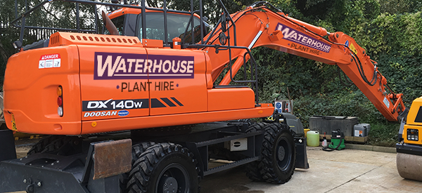 Plant Hire Hastings | Waterhouse Plant Hire